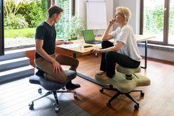 Zdrowy kręgosłup i siedzenie